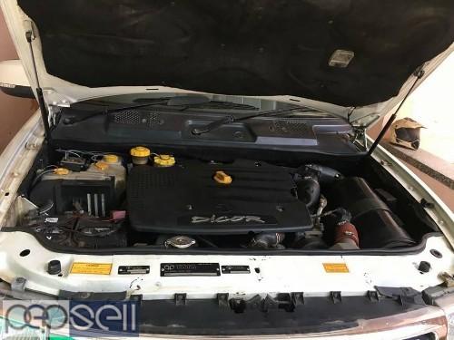 Tata safari 3.0. Good condition  5 alloy wheel 4
