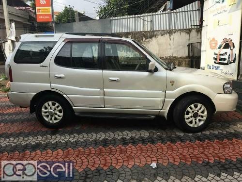Tata safari 3.0. Good condition  5 alloy wheel 5