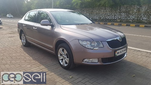 2013 Reg Skoda Superb 2.0 TDI 1st owner Diesel automatic luxury sedan 0