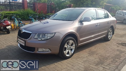 2013 Reg Skoda Superb 2.0 TDI 1st owner Diesel automatic luxury sedan 5