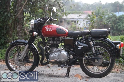 Single owner Royal Enfield Bullet Classic very urgent sale 0