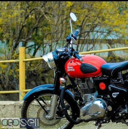 Single owner Royal Enfield Bullet Classic very urgent sale 1