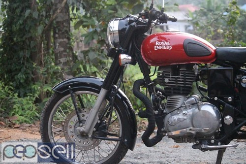Single owner Royal Enfield Bullet Classic very urgent sale 2
