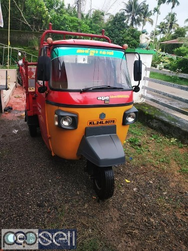 Ape petti vandi 2016 low km 5000 for sale 0