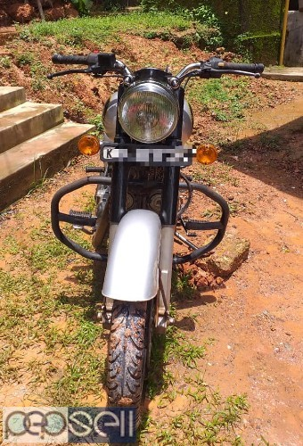 Royal Enfield classic  Model 2016 last for sale 0