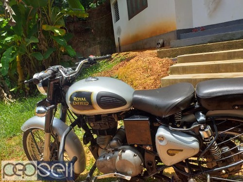 Royal Enfield classic  Model 2016 last for sale 1