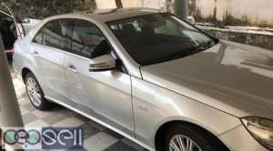 Mercedes Benz E 250 diesel at Ernakulam for sale