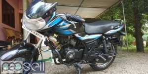 2011 Bajaj Discover 30000 km Blue color