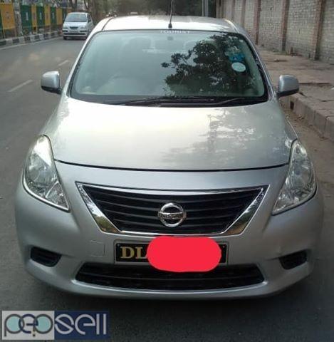 Nissan Altima Diesel >> Nissan Sunny Xl Diesel 2014 Full Insurance Car For Sale At Delhi
