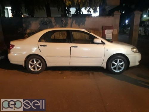 SALE TOYOTA COROLLA MODEL 2003 0