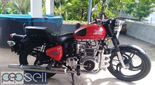 Diesel Bullet company fitted engine for sale 0