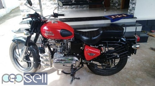 Diesel Bullet company fitted engine for sale 1