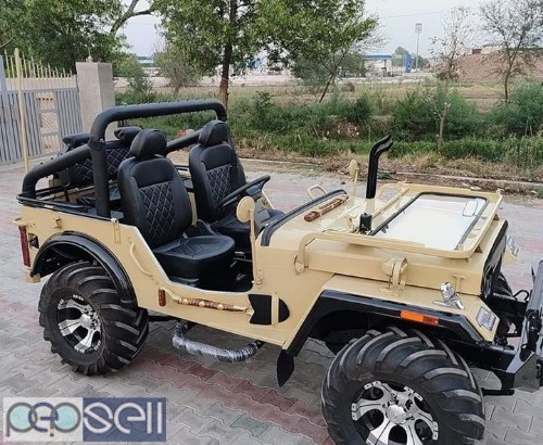MODIFIED OPEN AND Close Jeeps available 0