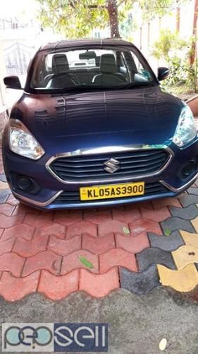 Maruthi swift Dezire diesel full option for sale 0