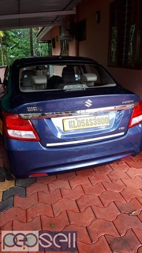 Maruthi swift Dezire diesel full option for sale 1