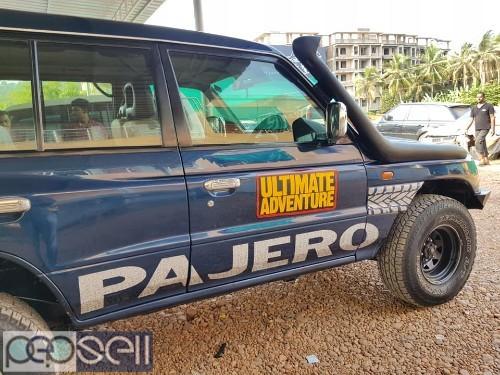 Mitsubishi Pajero for sale at Manglore 2