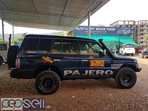Mitsubishi Pajero for sale at Manglore 3