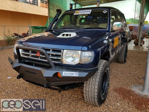 Mitsubishi Pajero for sale at Manglore 4