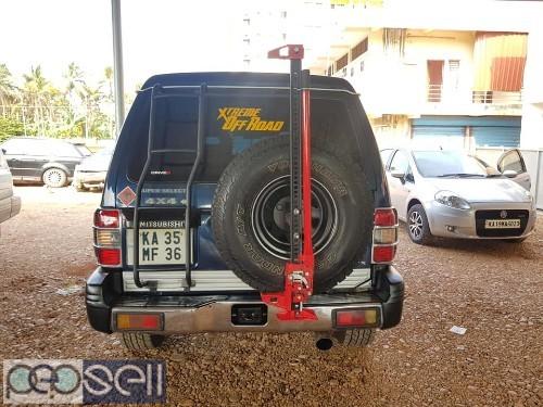Mitsubishi Pajero for sale at Manglore 5