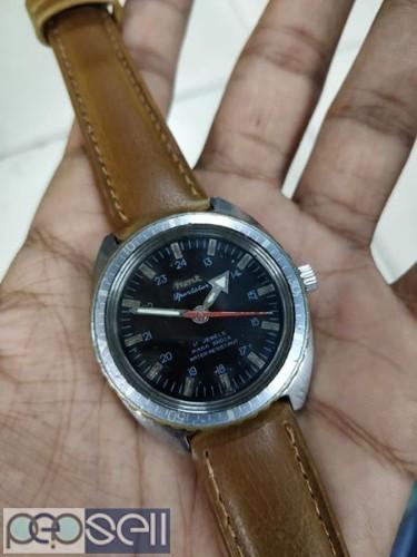rare HMT SPORTSTAR manual winding vintage watch 2