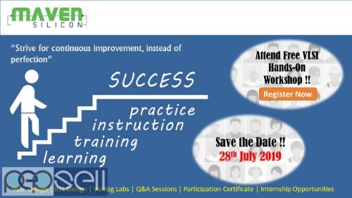 FREE Hands-on Workshop on VLSI Design using Verilog HDL 0