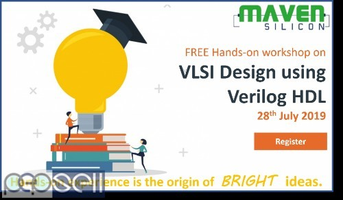 FREE Hands-on Workshop on VLSI Design using Verilog HDL 1