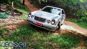 Mercedes Benz E class 2002 diesel good condition for sale