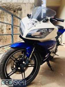 Yamaha R1 5 it is in good condition well maintained 2014 model