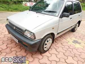 2012 Maruti 800 new insurance good condition