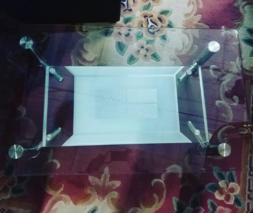 Glass Coffee Table for sale 1
