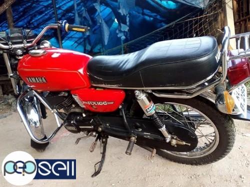 Yamaha Rx 100 model 1993 for sale at Kothamangalam 1