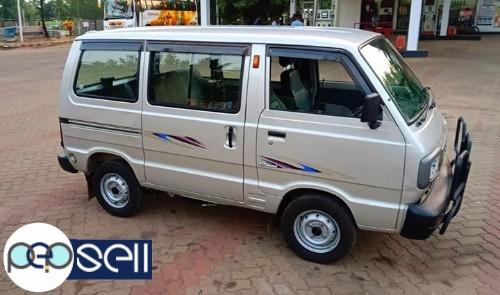 Maruti Omni 2017 model full finance for sale 3