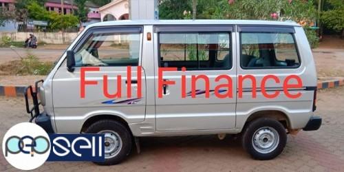 Maruti Omni 2017 model full finance for sale 4