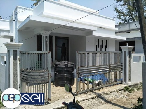 3cent 2bhk villa for sale at Kochi 0
