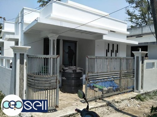 3cent 2bhk villa for sale at Kochi 2