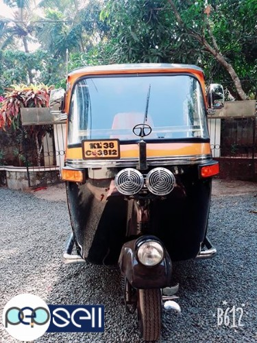 Bajaj diesel autorickshaw for sale 0