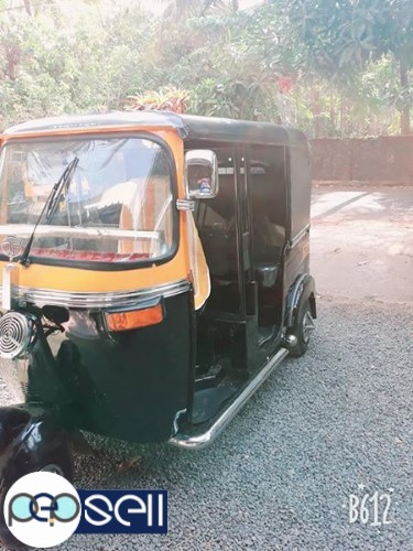 Bajaj diesel autorickshaw for sale 1
