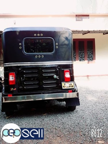 Bajaj diesel autorickshaw for sale 5