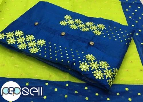 Salwar materials 4