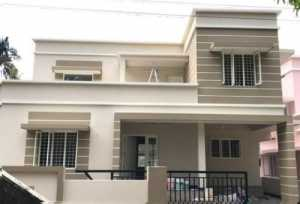 New house for sale near Koratty