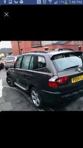 2004 BMW X3 for sale