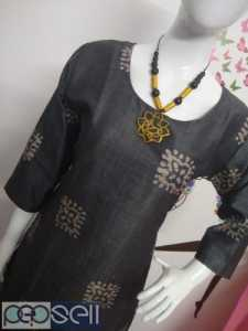 Batik kurthies for sale