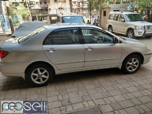 Corolla 2005 H2 model top variant for sale at Mumbai 1