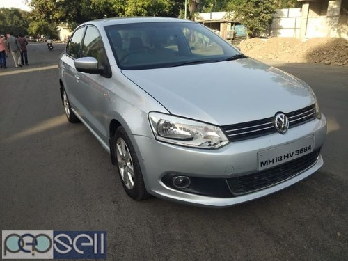 VW VENTO HIGHLINE PETROL MODEL 2012 SINGLE OWNER 0