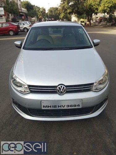 VW VENTO HIGHLINE PETROL MODEL 2012 SINGLE OWNER 1