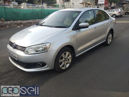 VW VENTO HIGHLINE PETROL MODEL 2012 SINGLE OWNER 5
