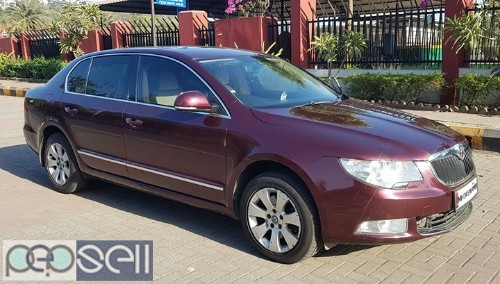 2011 Skoda Superb 2.0 TDI 1st Owner Automatic diesel with Sunroof 0