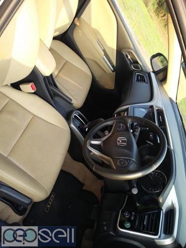 Honda City vx CVT 2017 September Sunroof 2
