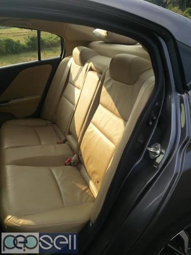 Honda City vx CVT 2017 September Sunroof 4