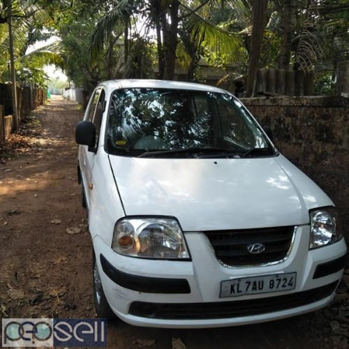 Santro Xing 2004 for sale at Maradu Tripunithura 0